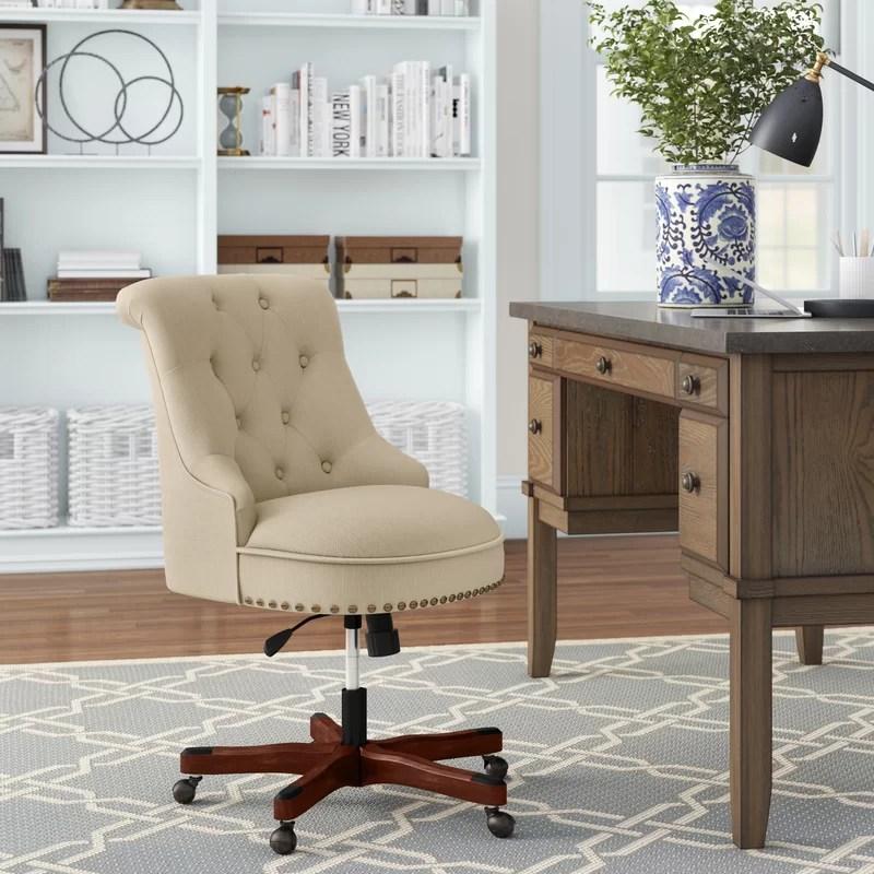 Aesthetic Girl Desk Chair