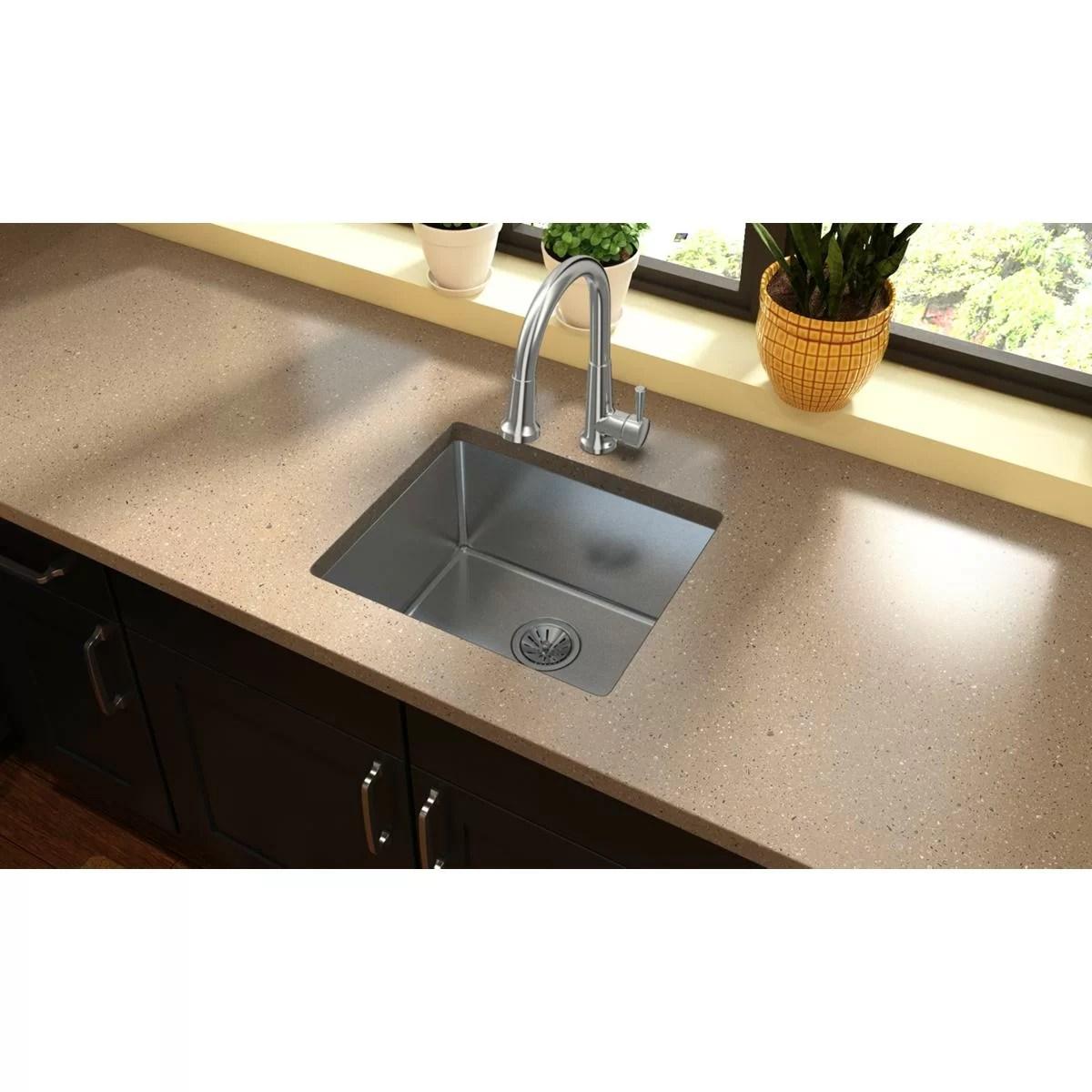 crosstown 22 l x 19 w undermount kitchen sink