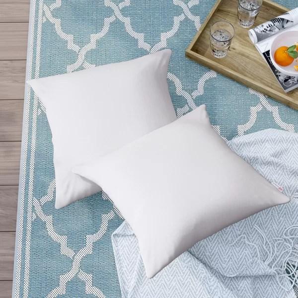 17 x 17 pillow insert