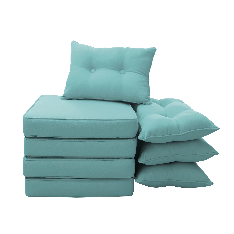 indoor outdoor replacement cushion set