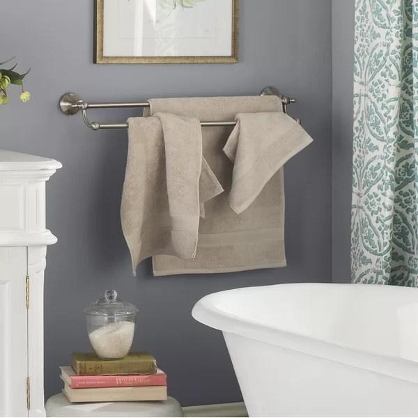 anamara 24 double towel bar