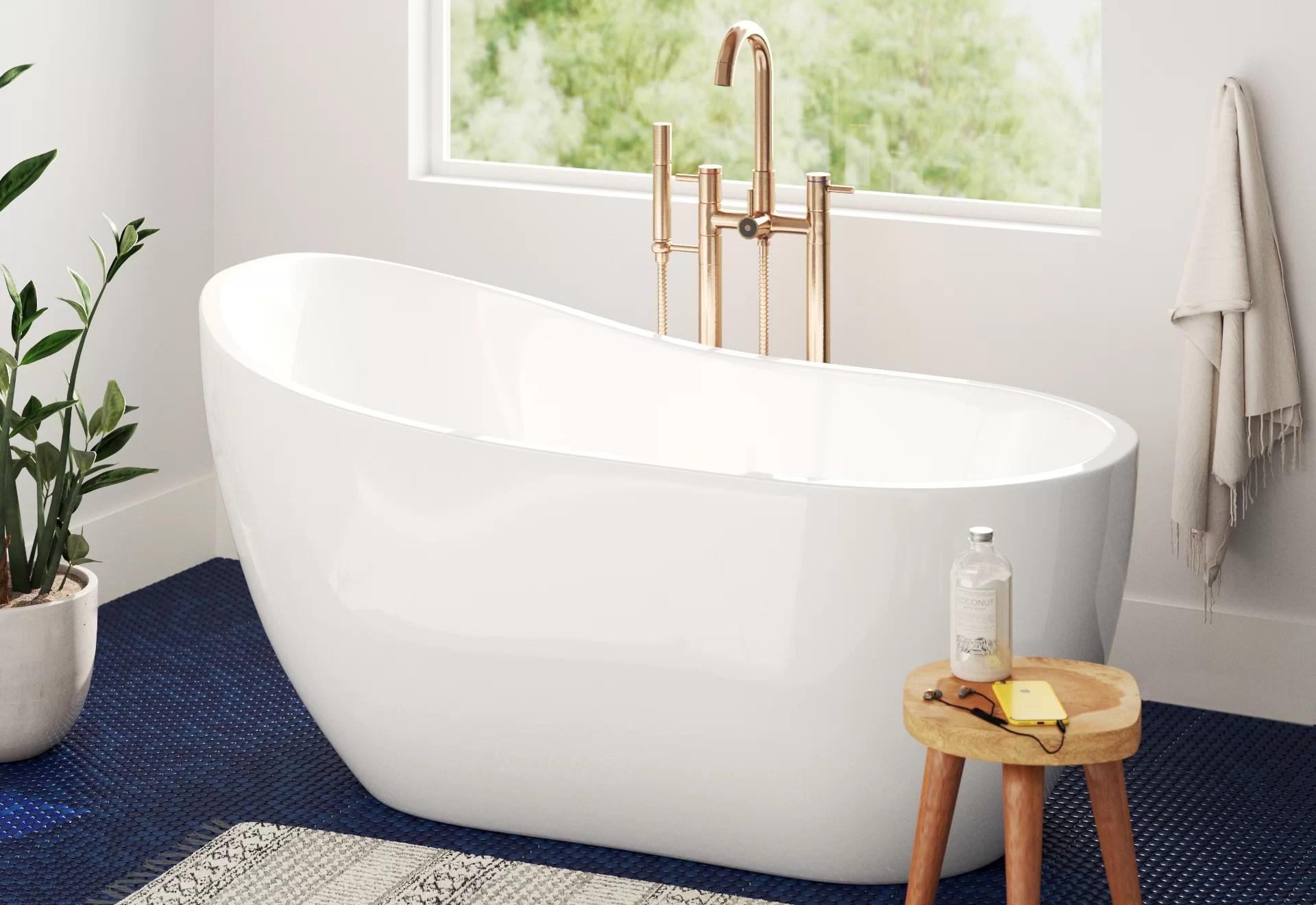 13 Small Bathroom Ideas Allmodern