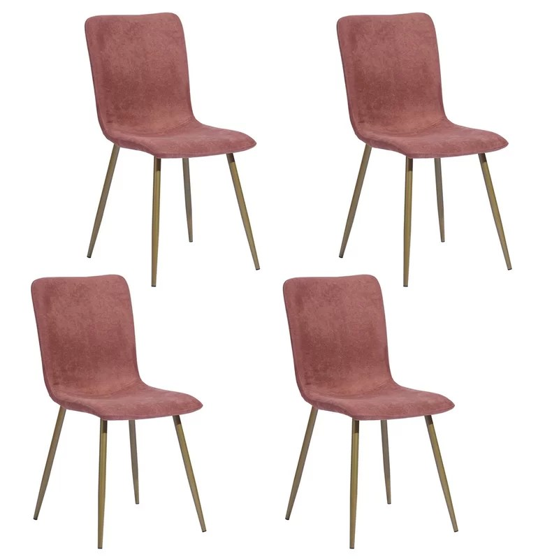 Blumberg Upholstered Side Chair (Set of 4)