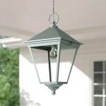 Ophelia Co Hugh 1 Light Outdoor Hanging Lantern Reviews Wayfair Co Uk
