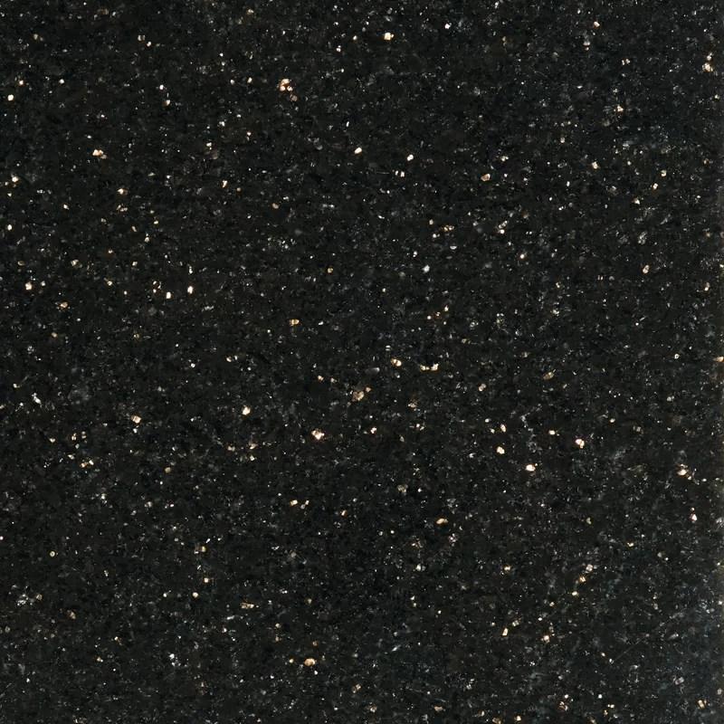 galaxy black 12 x 12 granite field tile