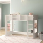 Isabelle Max Wizard Mid Sleeper Loft Bed With Shelf Reviews