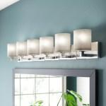 Brayden Studio Jacinto Modular 6 Light Bath Vanity Light Reviews Wayfair