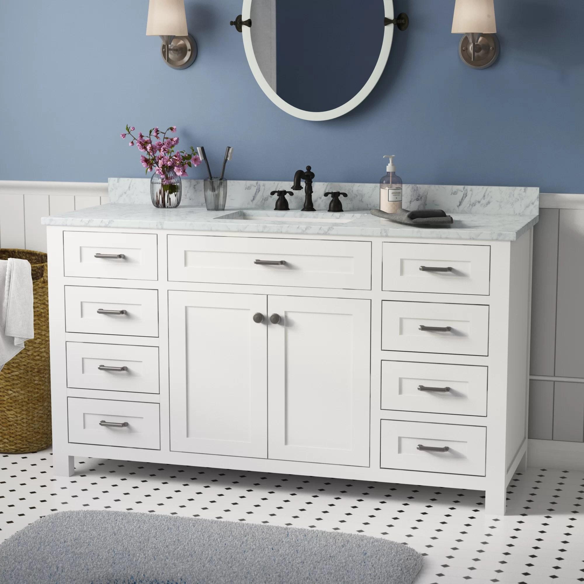 60 inch gray bathroom vanities free
