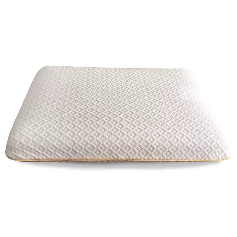 karen medium memory foam standard cooling body pillow