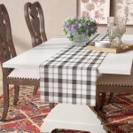 Modern Farmhouse Table Runners Up To 65 Off Until 11 20 Wayfair You Ll Love In 2020 Wayfair