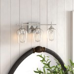 Rustic Farmhouse Vanity Lights Free Shipping Over 35 Wayfair