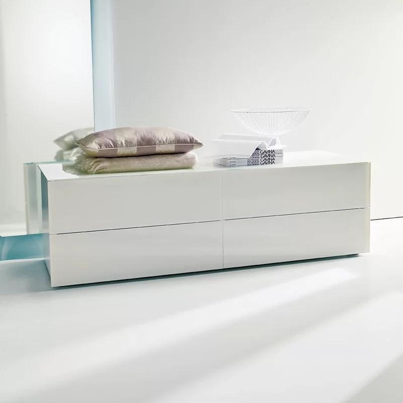 enea 4 drawer double dresser