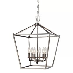 Carmen 6-Light Foyer Pendant