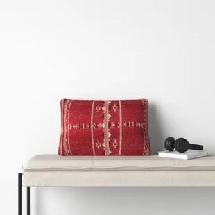 gray silver lumbar throw pillows