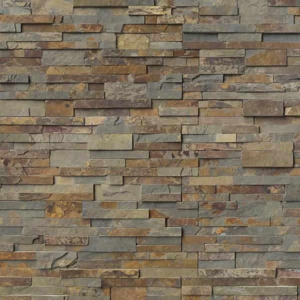 faux stone tile