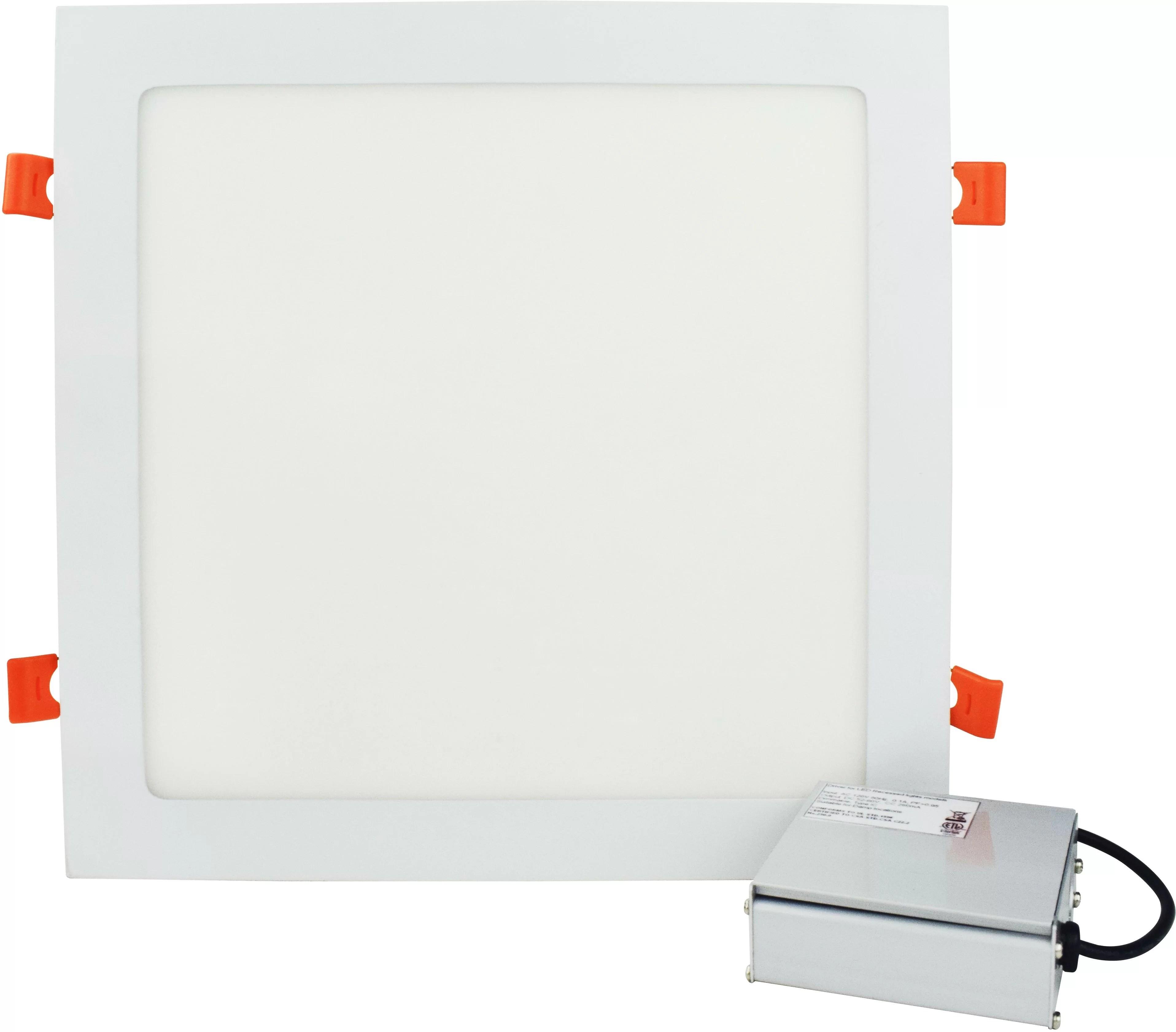 12 remodel led retrofit recessed lighting kit