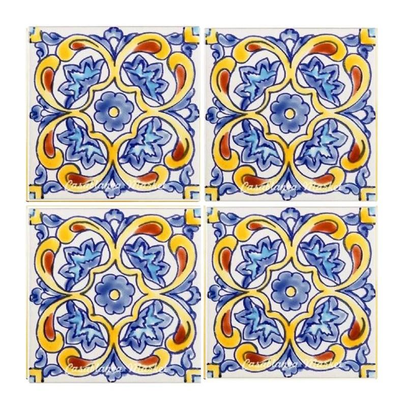 mallory 4 x 4 ceramic subway tile