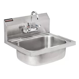 20 47 l x 17 72 w wall mount handwash station with faucet