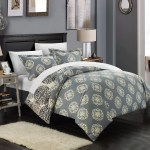 Wrought Studio Hercules Boho Inspired Reversible Duvet Cover Set Reviews Wayfair
