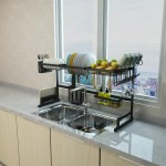 Emodern Decor 2 Tier Dish Rack Reviews Wayfair Ca