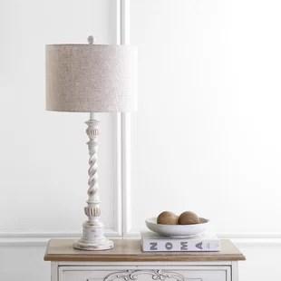 sylvania rustic 33 table lamp