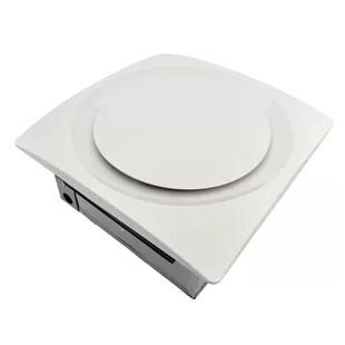 slimfit 120 cfm energy star bathroom fan with humidity sensor