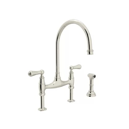 high end kitchen faucets perigold