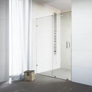 modern shower doors allmodern