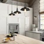 17 Stories Wimbled 3 Light Kitchen Island Linear Pendant