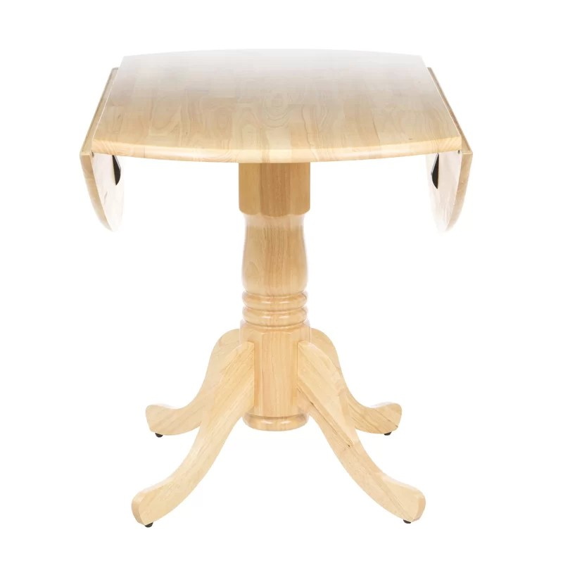 Round Dining Table Small Apartment