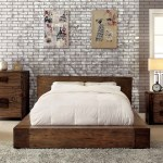 King Size Rustic Beds You Ll Love In 2020 Wayfair