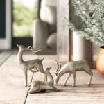 Reindeer Figurines Up To 55 Off Through 12 26 Wayfair