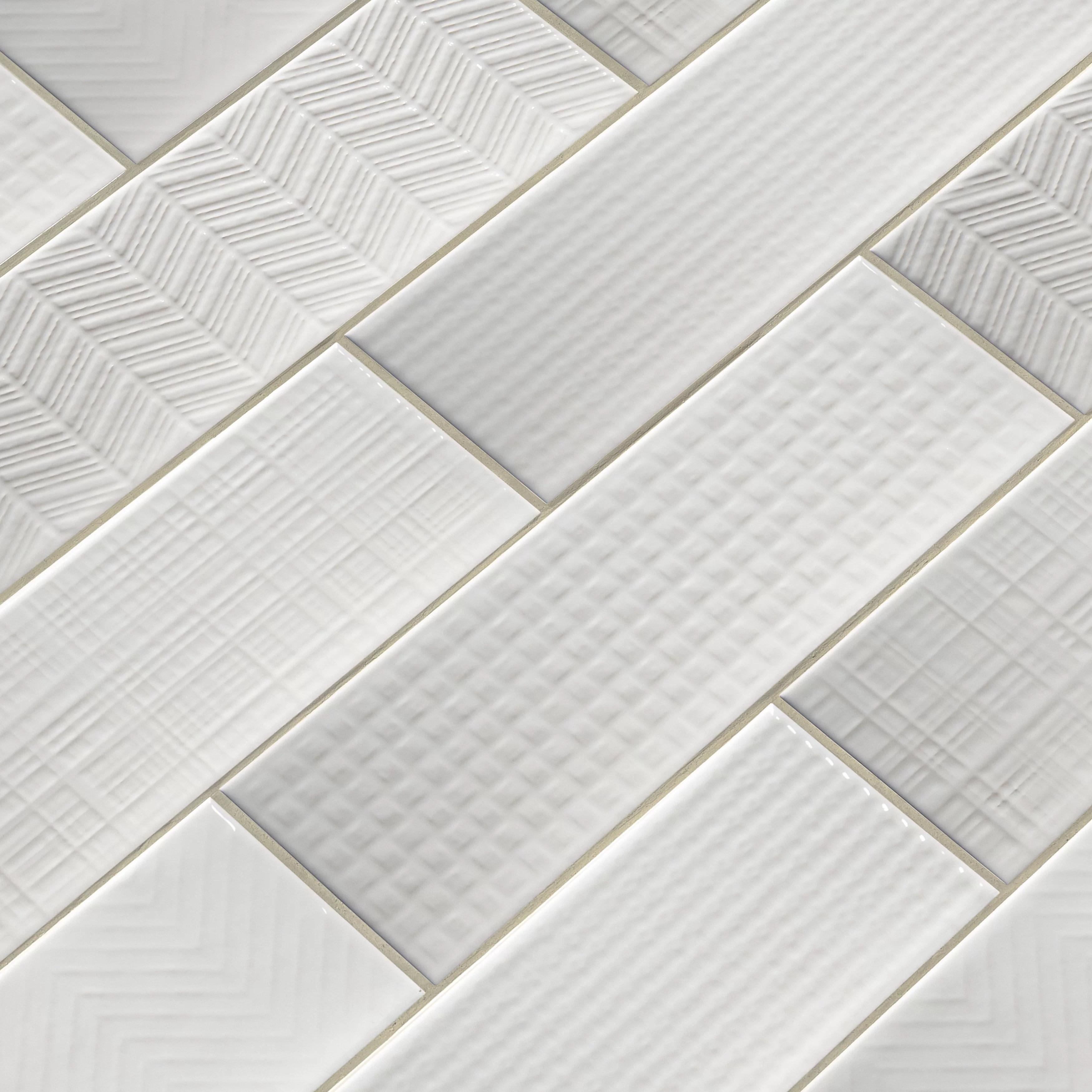 msi urbano 4 x 12 ceramic subway tile reviews wayfair