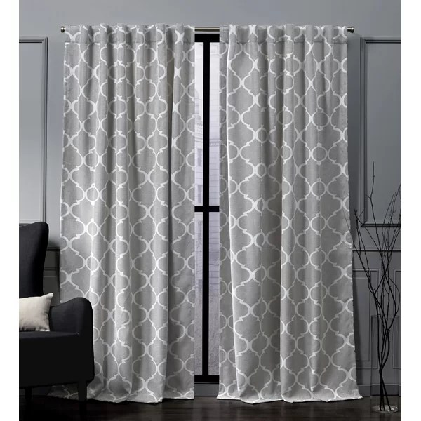 64 inch length curtains