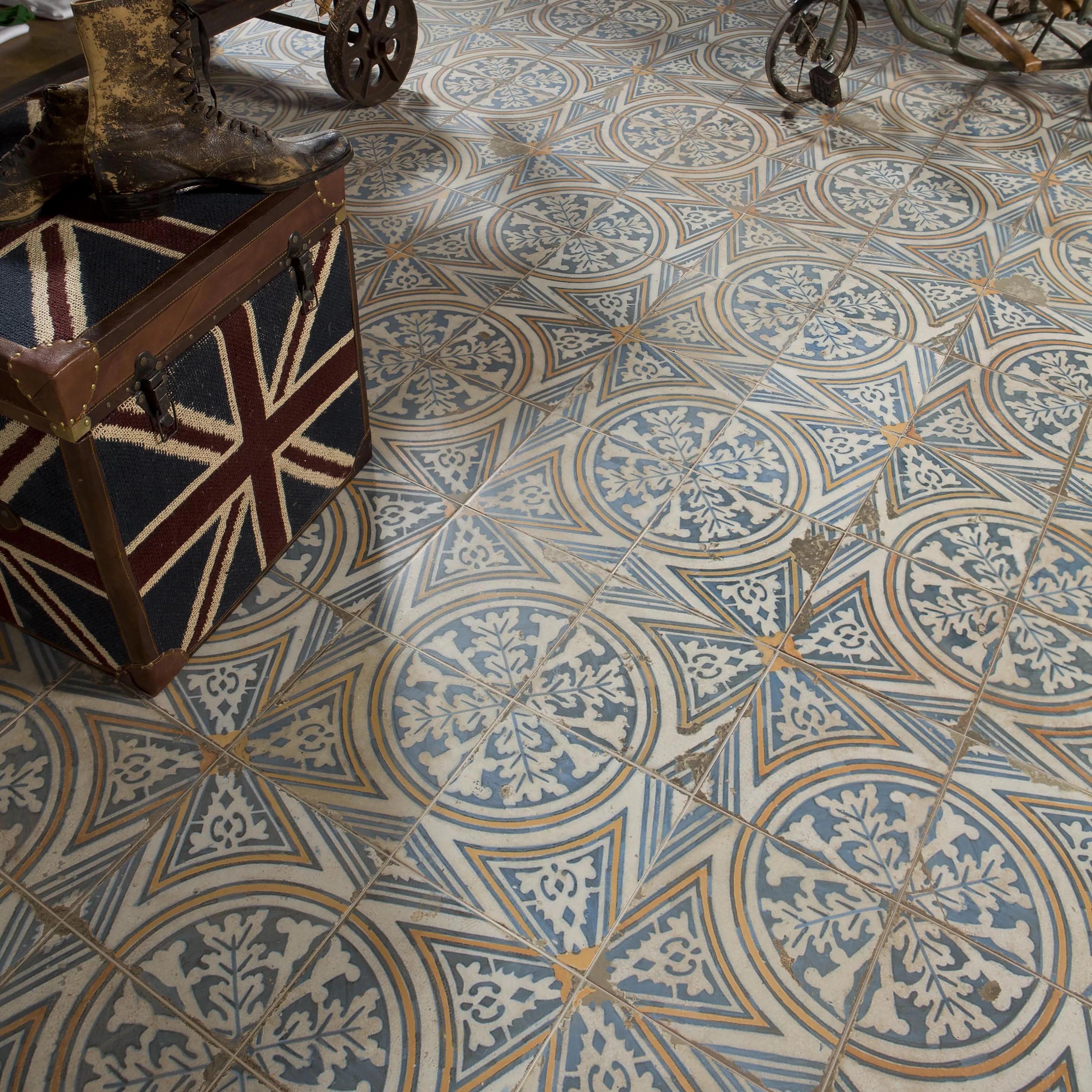 royalty 18 x 18 ceramic wall floor tile