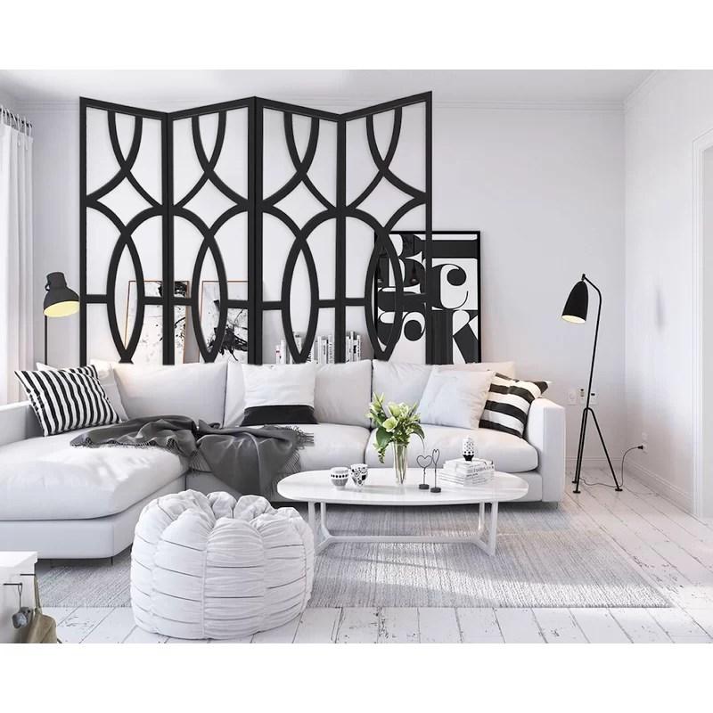 clever room divider ideas best folding screens blogger