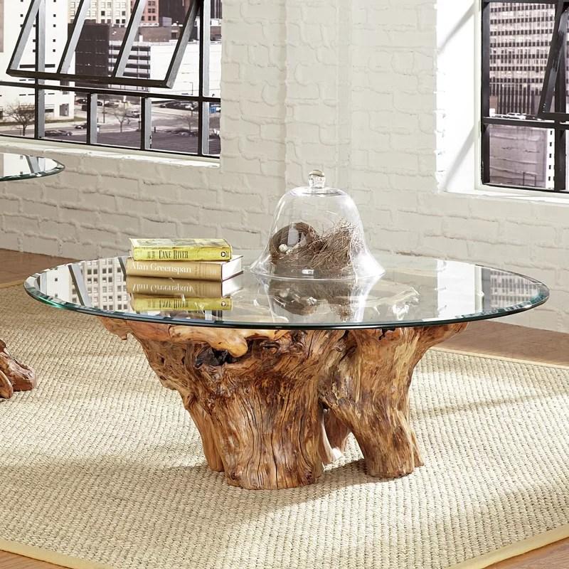 winooski abstract coffee table