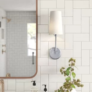 giorgia 1 light dimmable armed sconce