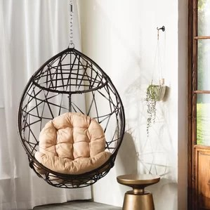 bedroom swing chair | wayfair