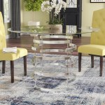 Glass Small Kitchen Dining Tables You Ll Love In 2020 Wayfair