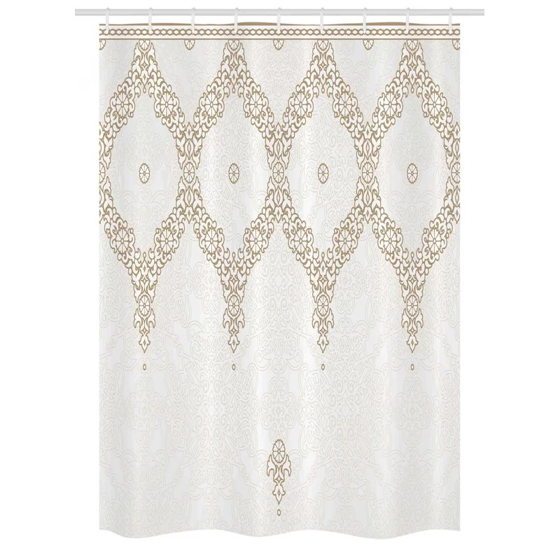 moroccan stall shower curtain single hooks