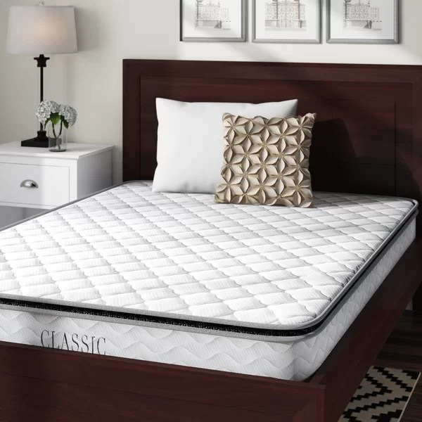 cal king pillow top mattress