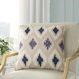 eleada cotton throw pillow cover