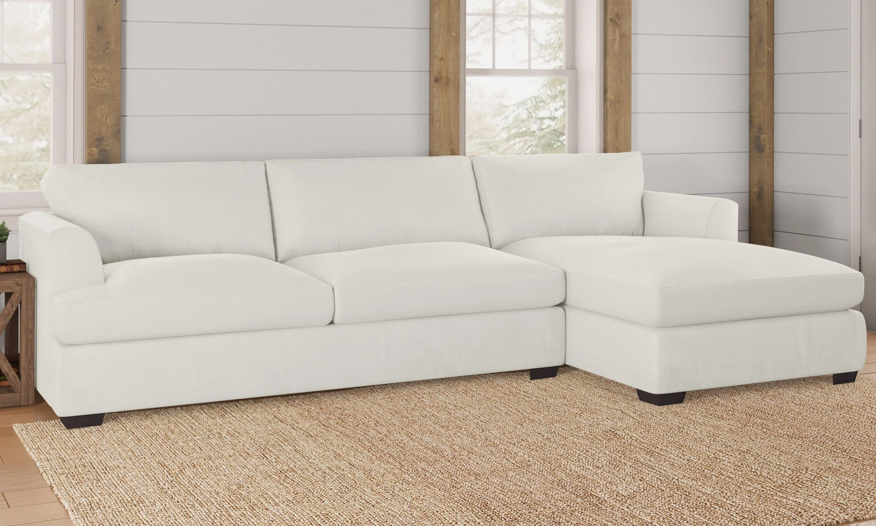 extra deep over 35 sectional sofas