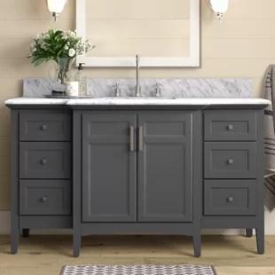 56 60 bathroom vanities joss main