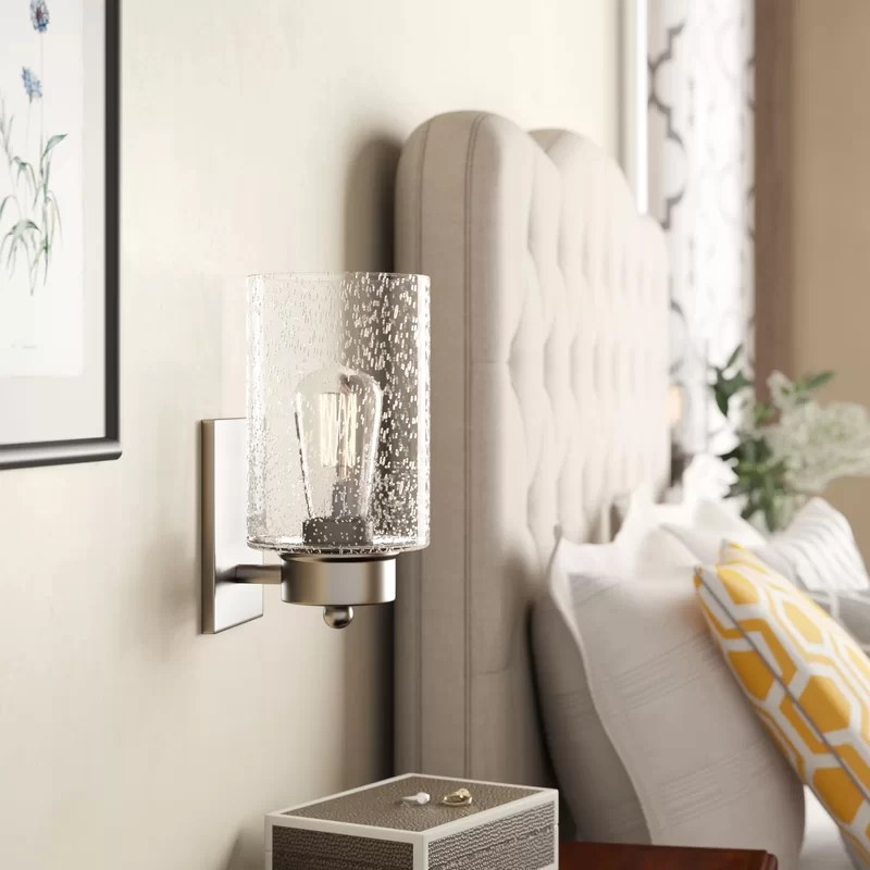 Aanya 1 - Light Dimmable Armed Sconce