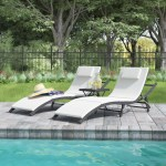 Modern Outdoor Chaise Lounge Chairs You Ll Love In 2020 Wayfair