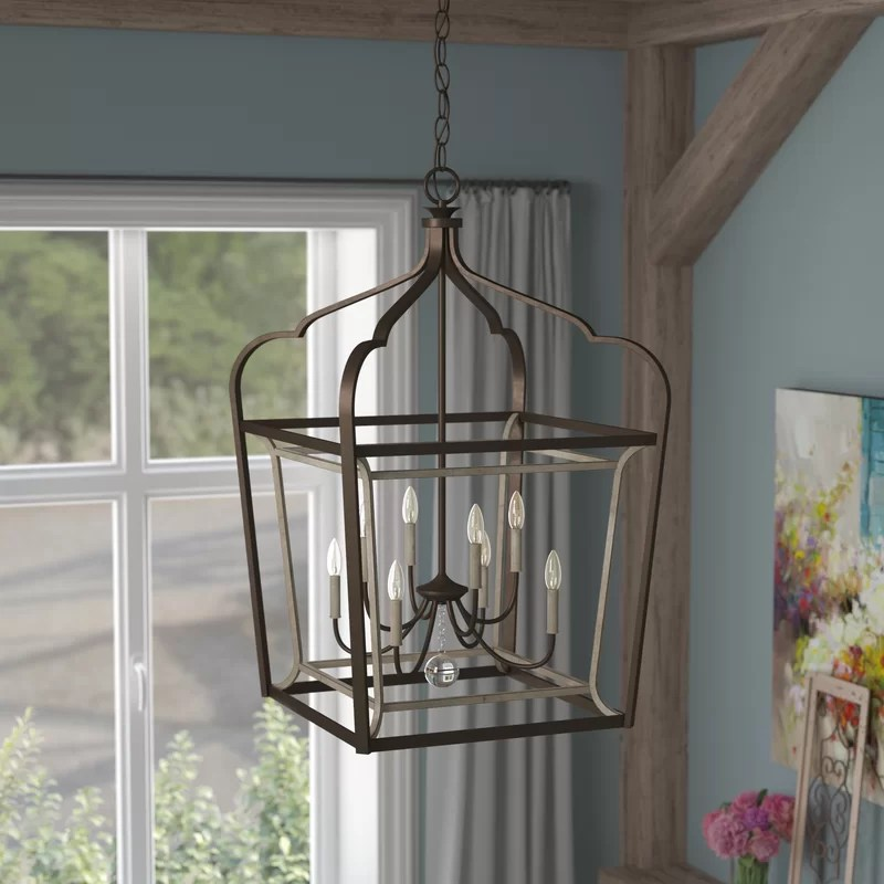 Laurel Foundry Modern Farmhouse Carmen 4 Light Pendant