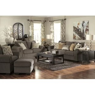 Living Room Sets You ll Love   Wayfair Cassie Configurable Living Room Set