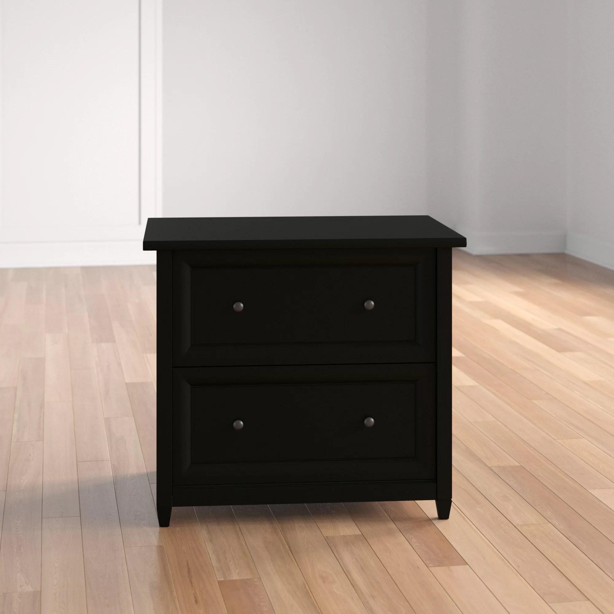 Three Posts Lamantia 2 Drawer Lateral Filing Cabinet Reviews